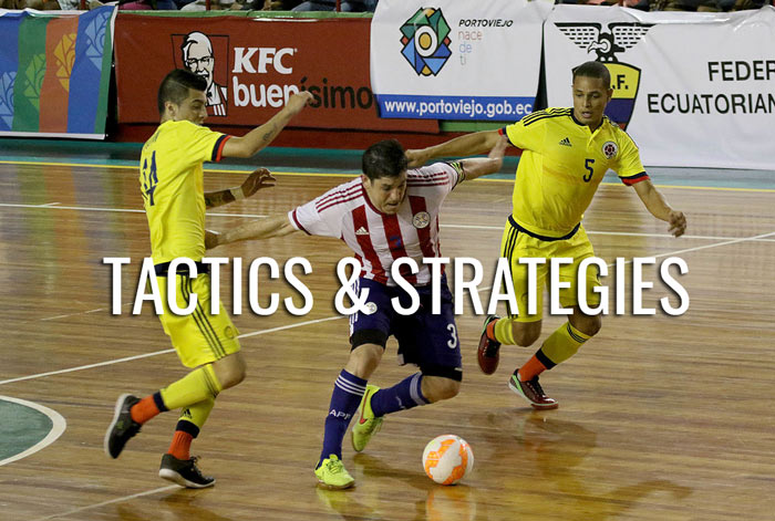 c9b0b1387 Which Are The Best Futsal Tactics And Strategies  - Futsal Expert